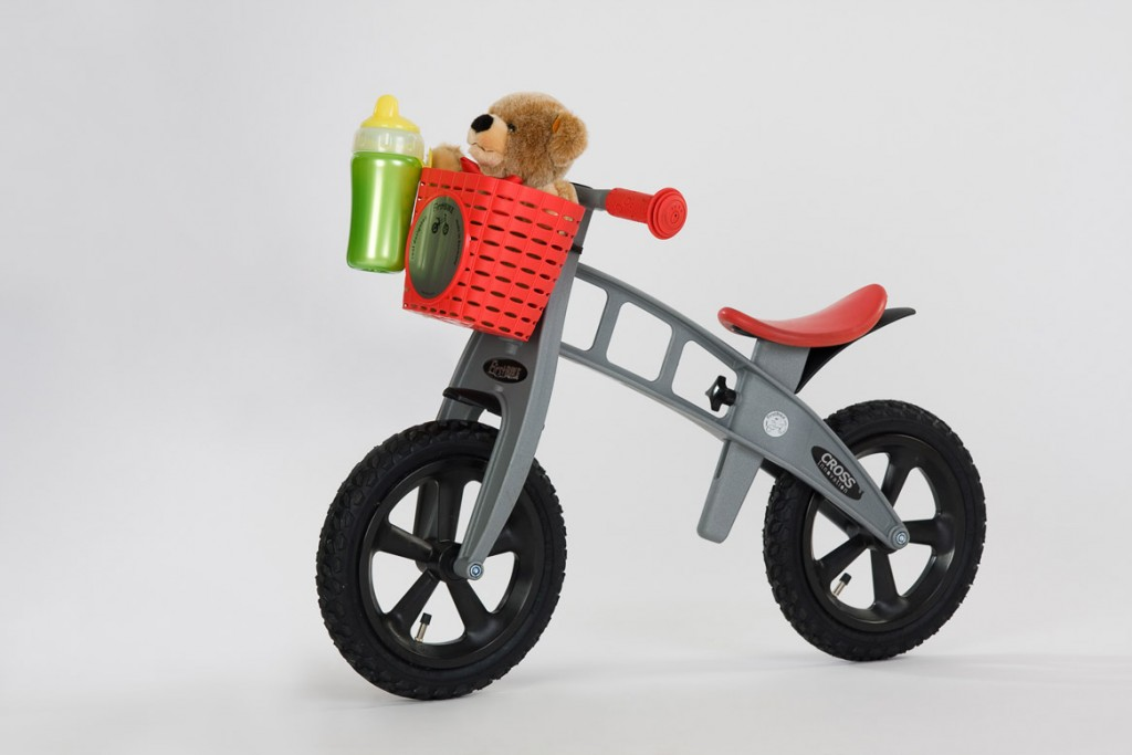 The FirstBike Balance Bike is designed with young children in mind