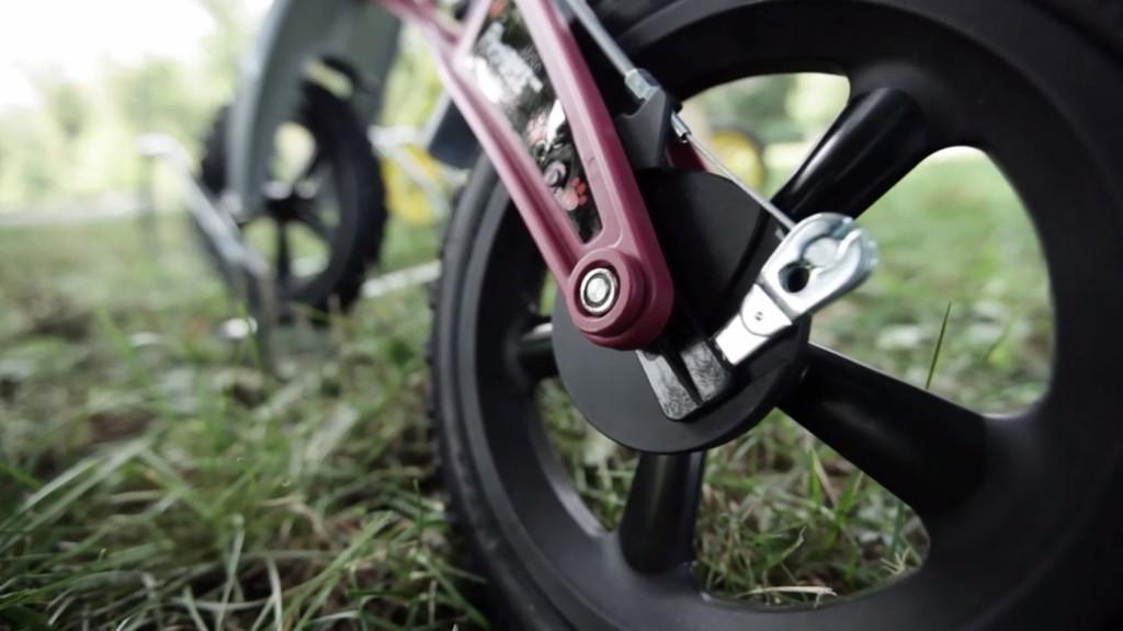 firstbike rear wheel and brake