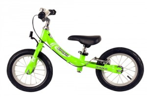 Green KinderBike Laufrad